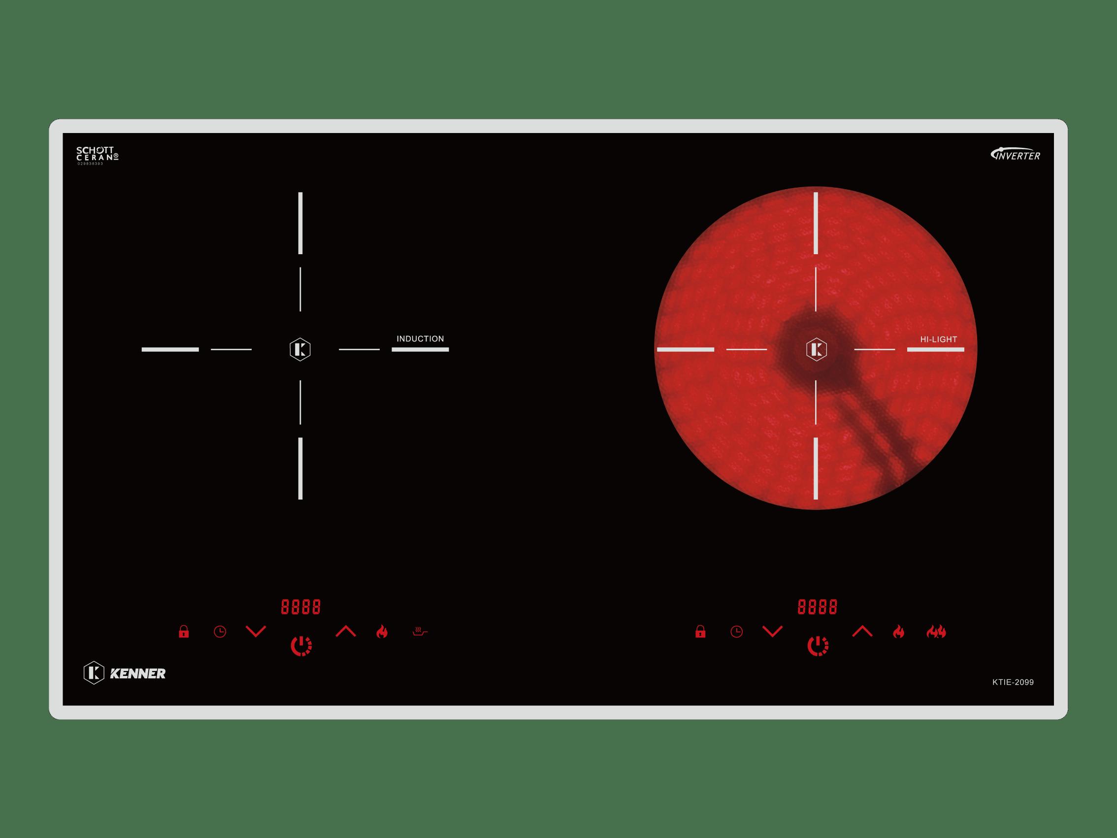 Bếp kết hợp KTIE-2099